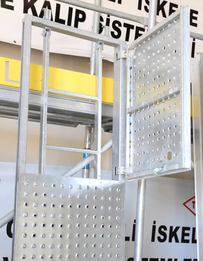 steel platform ladder, steel platform prices istanbul, steel platform ladder manufacturing